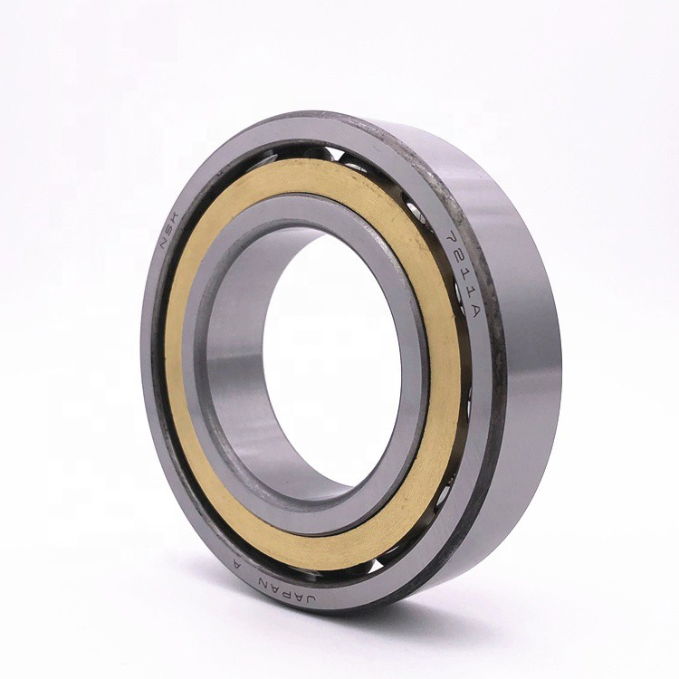 50 mm x 90 mm x 20 mm  SKF 7210 ACD/P4A angular contact ball bearings