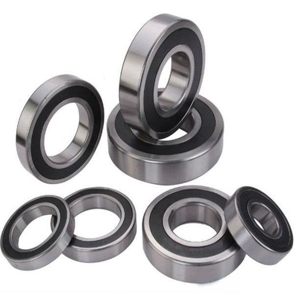 30 mm x 72 mm x 19 mm  NSK 1306 self aligning ball bearings #2 image