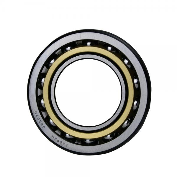 40 mm x 68 mm x 15 mm  NTN 7008DT angular contact ball bearings #1 image
